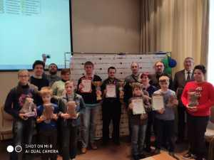 Участники и победители ЧЦФО 2019 в Туле